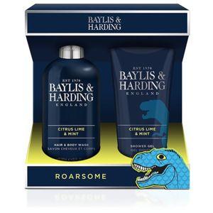 Baylis & Harding Men's Citrus Lime & Mint ajándékszett (zuhanyba)