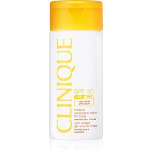 Clinique Sun ásványi napozó krém SPF 30