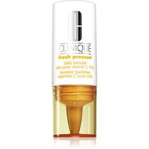 Clinique Fresh Pressed bőrélénkítő szérum C-vitaminnal a bőröregedés ellen 1 x 8,5 ml