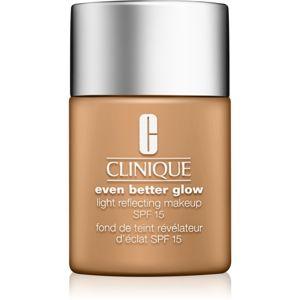 Clinique Even Better Glow bőrélénkítő make-up SPF 15