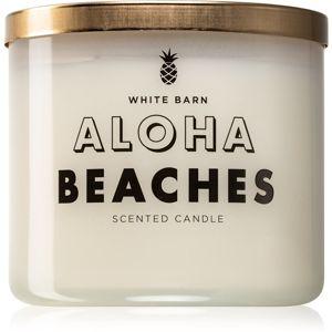Bath & Body Works Mahagony Coconut illatos gyertya (Aloha Beaches)