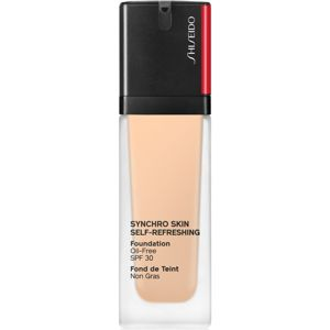 Shiseido Synchro Skin Self-Refreshing Foundation hosszan tartó make-up SPF 30 árnyalat 140 Porcelain 30 ml