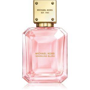 Michael Kors Sparkling Blush eau de parfum hölgyeknek 50 ml