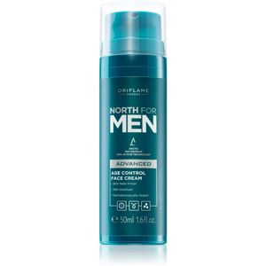 Oriflame North For Men fiatalító arckrém uraknak 50 ml