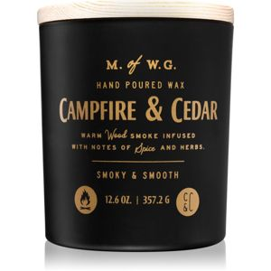Makers of Wax Goods Campfire & Cedar illatos gyertya 357,21 g