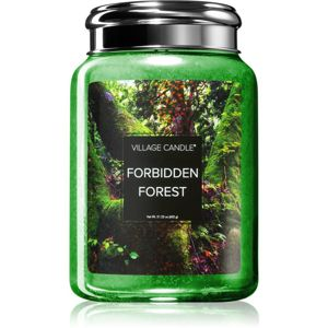 Village Candle Forbidden Forest illatos gyertya 602 g