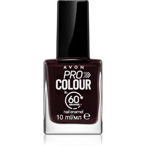 Avon Pro Colour körömlakk árnyalat In No Weed 10 ml