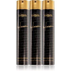 L'Oréal Professionnel Infinium takarékos kiszerelés III. (a formáért és a fixálásért)
