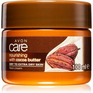Avon Care tápláló krém kakaóvajjal 100 ml