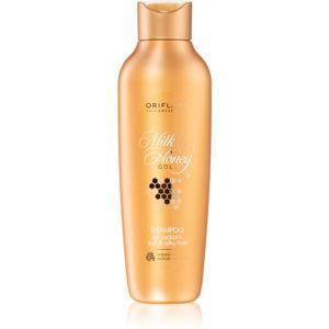 Oriflame Milk & Honey Gold sampon a fénylő és selymes hajért 250 ml