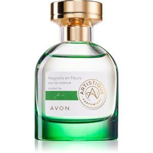 Avon Artistique Magnolia en Fleurs eau de parfum hölgyeknek 50 ml