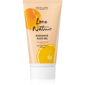 Oriflame Love Nature arcgél élénk és hidratált bőr 50 ml