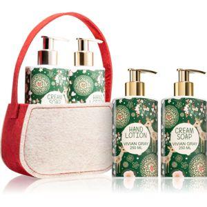 Vivian Gray Golden Christmas ajándékszett hölgyeknek