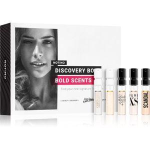 Beauty Discovery Box Notino Bold Scents szett hölgyeknek
