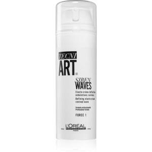 L'Oréal Professionnel Tecni.Art Siren Waves formázó krém a hullámok kiemelésére 150 ml
