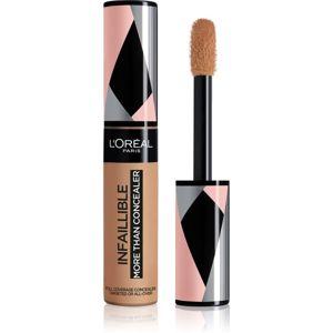 L'Oréal Paris Infallible More Than Concealer korrektor minden bőrtípusra árnyalat 332 Amber 11 ml