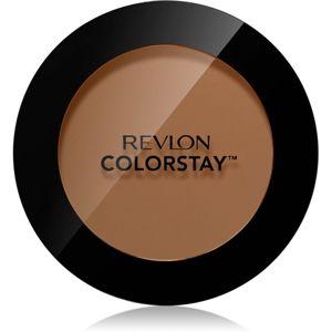 Revlon Cosmetics ColorStay™ kompakt púder árnyalat 883 Mahogany 8,4 g