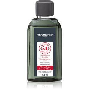 Maison Berger Paris Anti Odour Kitchen aroma diffúzor töltelék (Green & Zesty)