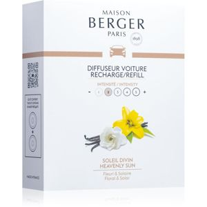 Maison Berger Paris Resonance Heavenly Sun illat autóba utántöltő
