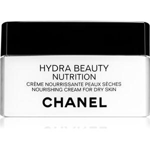 Chanel Hydra Beauty tápláló krém nagyon száraz bőrre