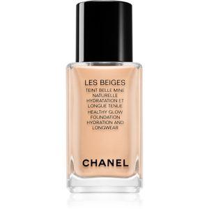 Chanel Les Beiges Foundation gyengéd make-up világosító hatással árnyalat B20 30 ml