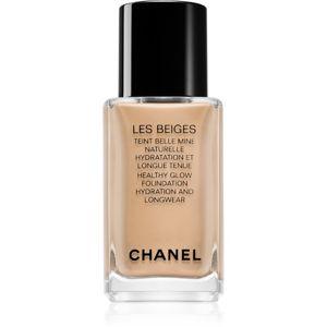 Chanel Les Beiges Foundation gyengéd make-up világosító hatással árnyalat BD41 30 ml