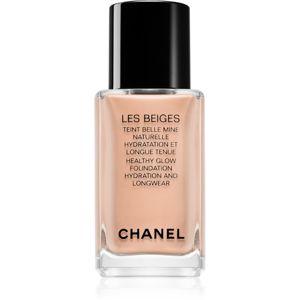 Chanel Les Beiges Foundation gyengéd make-up világosító hatással árnyalat BR42 30 ml
