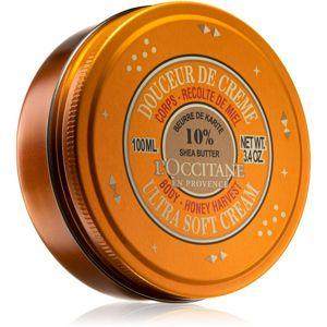 L'Occitane Karité finom testápoló krém a bőr védelmére 100 ml