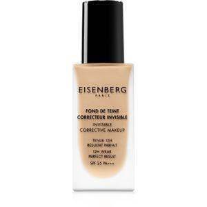 Eisenberg Le Maquillage Font De Teint Correcteur Invisible természetes hatású make-up SPF 25 árnyalat 02 Naturel Rosé / Natural Rosy 30 ml