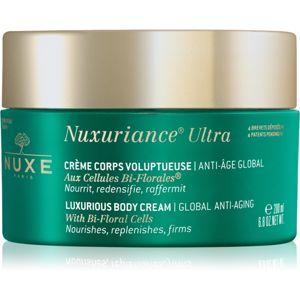 Nuxe Nuxuriance Ultra luxus testkrém az öregedés jelei ellen