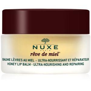 Nuxe Rêve de Miel Ultra tápláló ajakbalzsam mézzel 15 g