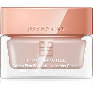 Givenchy L'Intemporel revitalizáló krém a bőröregedés ellen