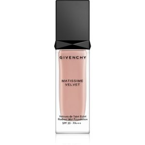 Givenchy Matissime Velvet tartós matt make-up SPF 20
