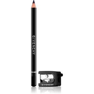 Givenchy Lip Liner szájkontúrceruza hegyezővel árnyalat Universel Noir Révélateur 1,1 g