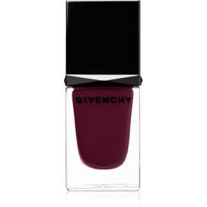 Givenchy Le Vernis körömlakk árnyalat 07 Pourpre Edgy 10 ml
