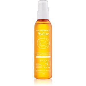 Avène Sun Sensitive napozó olaj spray -ben SPF 30 200 ml