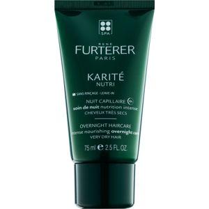 René Furterer Karité Nutri intenzív éjszakai ápolás a nagyon száraz hajra