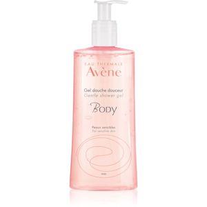 Avène Body gyengéd tusfürdő gél az érzékeny bőrre