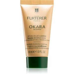 René Furterer Okara Blond élénkítő kondicionáló a szőke és melírozott hajra 30 ml