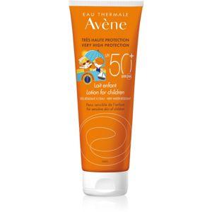 Avène Sun Kids gyermek napozótej SPF 50+ 250 ml