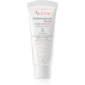 Avène Antirougeurs nappali nyugtató krém SPF 30 40 ml
