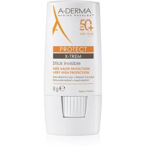 A-Derma Protect X-Trem stick az érzékeny területekre SPF 50+ 8 g