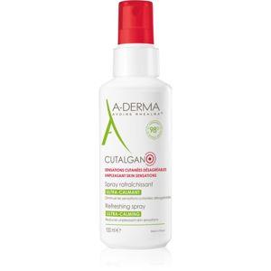 A-Derma Cutalgan Refreshing Spray nyugtató spray irritáció és viszketés ellen 100 ml