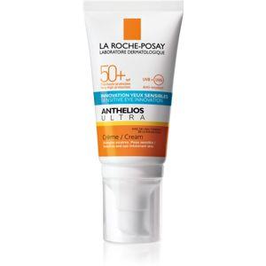 La Roche-Posay Anthelios Ultra parfümmentes védő arckrém SPF 50+ 50 ml