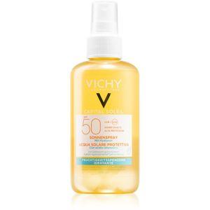 Vichy Capital Soleil hidratáló és védő permet SPF 50 200 ml