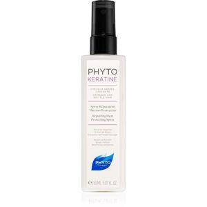 Phyto Keratine megújító spray a hajformázáshoz, melyhez magas hőfokot használunk 150 ml