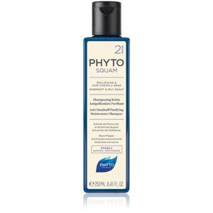 Phyto Phytosquam mélyen tisztító sampon a zsíros fejbőrre korpásodás ellen