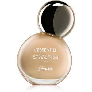 GUERLAIN L'Essentiel Natural Glow Foundation hosszan tartó make-up SPF 20 árnyalat 035N Beige 30 ml
