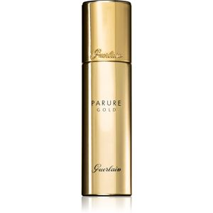Guerlain Parure Gold bőrvilágosító make-up fluid SPF 30 árnyalat 02 Light Beige 30 ml