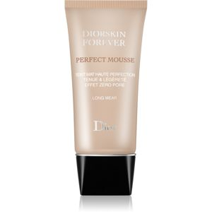 Dior Diorskin Forever Perfect Mousse mattító hab állagú make-up